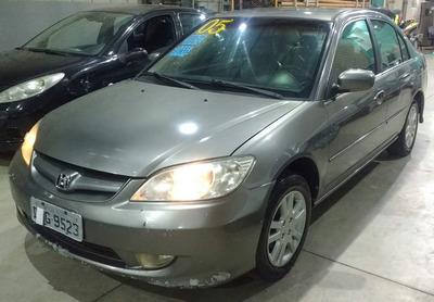 Honda Civic 2005 1.7 Lx 4p