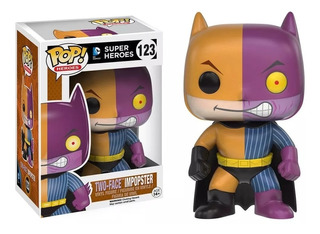Funko Pop Two Face Imposter # 123 Orig Oferta!!! Replay