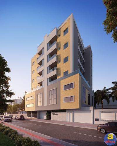 Imagem 1 de 8 de Apartamento 2 Suítes, 1 Vaga De Garagem No Bairro Das Nações Em Balneário Camboriú/sc - Imobiliária África - Ap00489 - 69801091