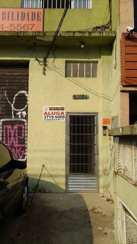 Imagem 1 de 5 de Sala Para Alugar, 26 M² Por R$ 650,00/mês - Jaguaré - São Paulo/sp - Sa0236