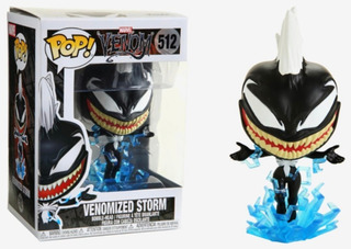 Figura Funko 512 Venom Storm Oferta!