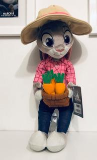 Judy Hopps Zootopia 40 Cms Disney Store Peluche