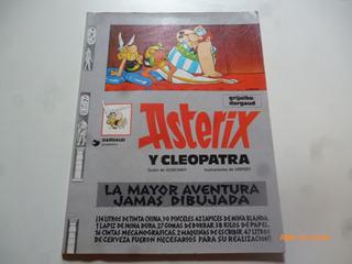 Asterix Y Cleopatra.grijalbo.barcelona 1996.tapas Blandas.