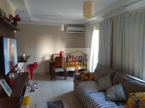 Imagem 1 de 19 de Apartamento Com 2 Dormitórios À Venda, 70 M²  - Parque Euclides Miranda - Sumaré/sp - Ap1033