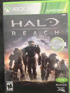 Halo Reach En Excelentes Condiciones