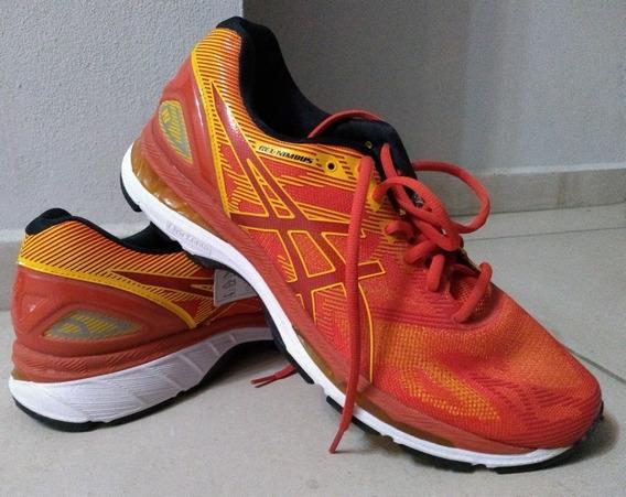 Zapatillas Gel Nimbus 19 Asics Hombre. Running