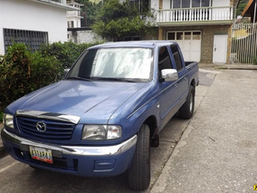 Mazda B-2600 2600 Cab. Doble S/a P-up 4x4 - Sincronico