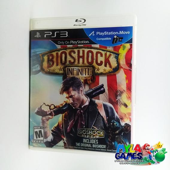 Bioshock Infinite Ps3 Midia Física *usado*