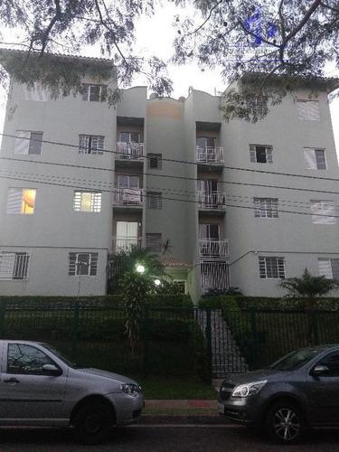 Apartamento Residencial À Venda, Jardim Pacaembu, Valinhos. - Ap0896