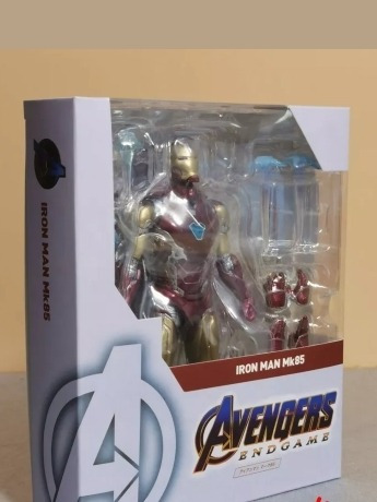 Iron Man Mark 85 Avengers Endgame Sh Figuarts Ver China