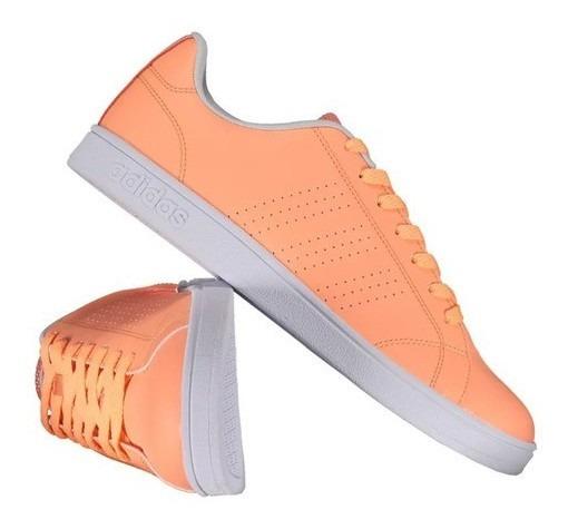 Tênis adidas Vs Advantage Clean Feminino - Salmao