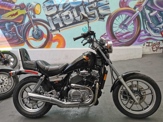 Honda Shadow 500 1986 Titulo Checala!!