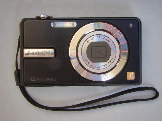 Camara Digital Lumix De Panasonic 12 Megapixeles
