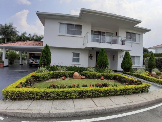 Alquilo Excelente Casa En Pance En Condominio Campestre