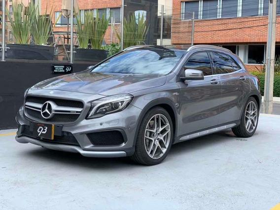 Mercedes Benz Gla 45 Amg