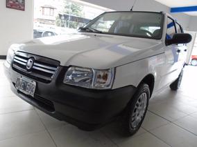 Fiat Uno Fire 1.3 5 P Base Blanco Año 2012 63.000 Y Cuotas!!