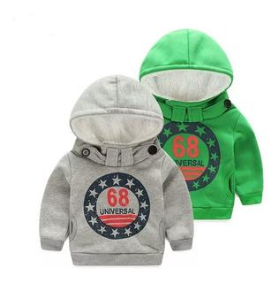 Chaqueta Buso Suéter Saco Capucha Niño Bebe Envío Gratis