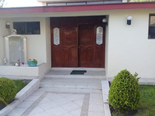 Casa En De Una Planta Asunción