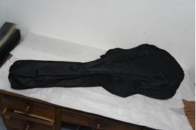 Capa Violão Semi Luxo Working Bag Preta