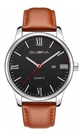 Fashion Men Quartz Cuena 6631p