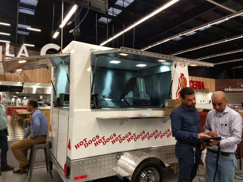 Fabrica De Remolque Local Y Food Trucks