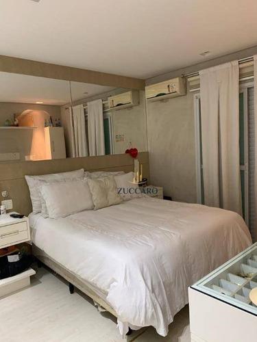 Apartamento À Venda, 178 M² Por R$ 1.190.000,00 - Centro - Guarulhos/sp - Ap16647