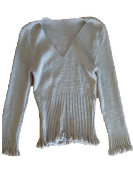 Sweater De Dama Tejido T. Unica