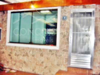 Casa Em Condominio - Rudge Ramos - Ref: 549 - V-2152