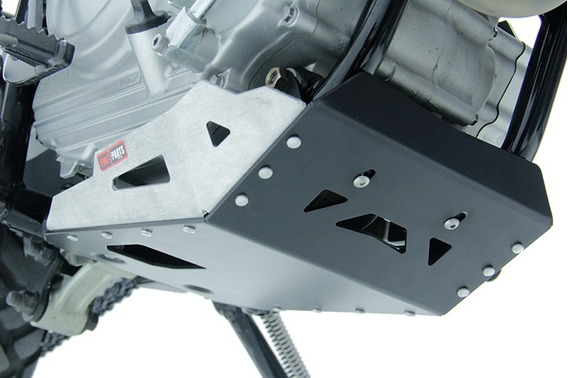 Cubrecarter Aluminio Yamaha Xtz 250 Lander - Fire Parts