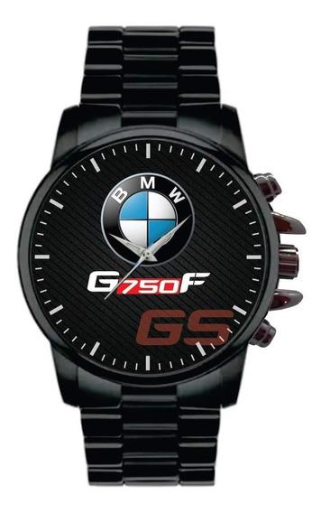 Relógio De Pulso Personalizado Emblema Gs G750f- Cod.bwrp001