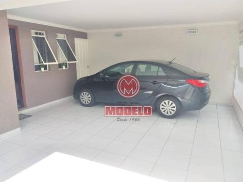 Casa À Venda, 120 M² Por R$ 380.000,00 - Jardim Astúrias I - Piracicaba/sp - Ca3204