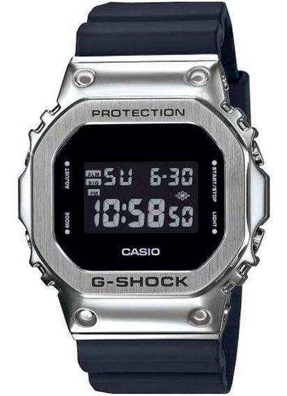 Relógio Casio G-shock Gm-5600-1dr Original Garantia Nfe