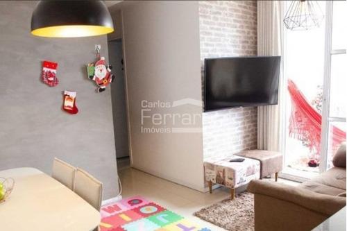 Imagem 1 de 11 de Ótimo Apartamento A Venda Em Ótima Localização  - Cf32969