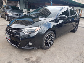 Toyota Corolla S 20165