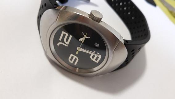 Relógios Puma Mod. 0013 - Suiço - 40mm De Caixa
