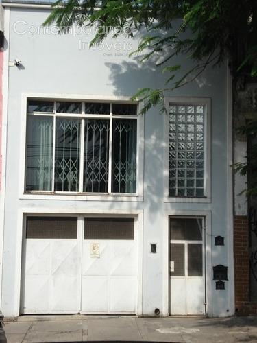 Casa Para Venda, 3 Dormitórios, Tatuapé - São Paulo - 2469