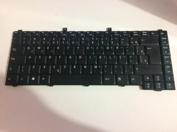Teclado Do Notebook Acer Aspire 3100 #533