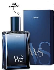 Perfume Ws Por Jequiti 100ml