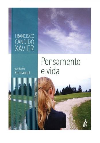 Imagem 1 de 1 de Livro Pensamento E Vida / Emmanuel - Chico Xavier