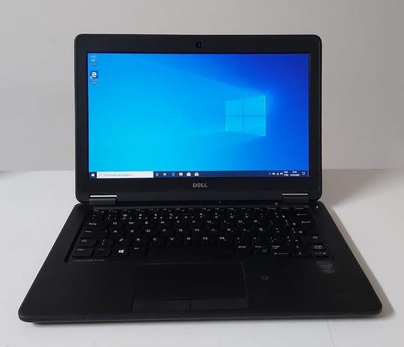 Notebook Dell Latitude E7250 12.5 I7 2.6ghz 8gb Ssd-128gb