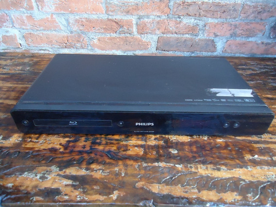 Reprodutor Blu-ray Dvd Philips Bdp 3000x/78 Sem Controle