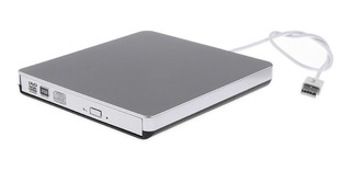 Disco Dvd Externo Vcd Cd Unidad Usb2.0 Grabadora