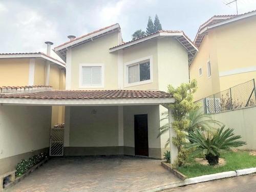 Casa Com 3 Dormitórios Uma Suíte À Venda, 188 M² Por R$ 650.000 - Recanto Das Flores - Cotia/sp - Ca2447