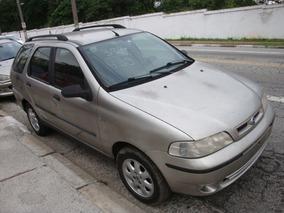 Sucata Fiat / Palio Weekend Elx 2001 (somente Peças)