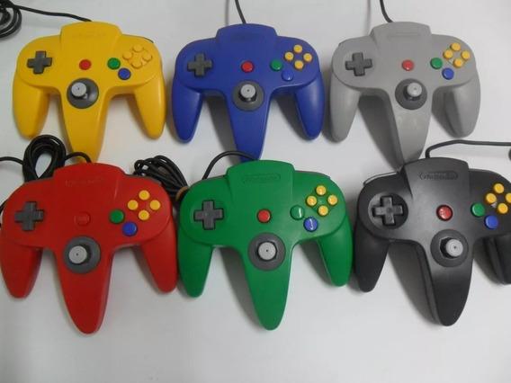 C001 Controle Original Nintendo 64 N64