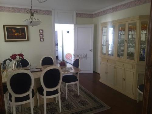 Apartamento Com 4 Dormitórios À Venda, 330 M²- Jardim Anália Franco - São Paulo/sp - Ta5528