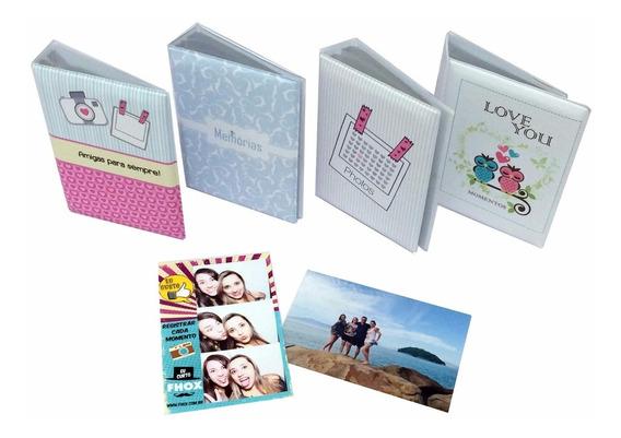 Álbum Para Fotos 10x15 Para 120 Fotos