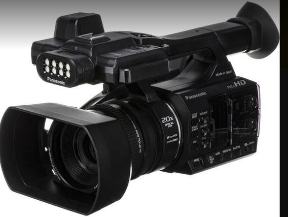 Filmadora Panasonic Ag Ac30 Usada