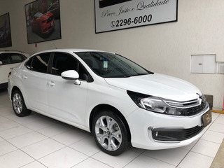 Citroën C4 Lounge 1.6 Feel Thp Flex 4p Automático 2019