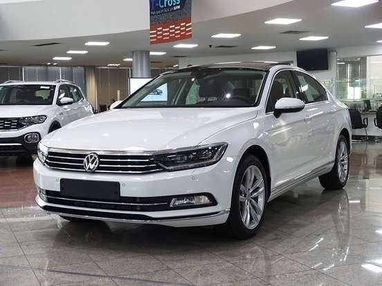 Volkswagem Passat 2.0 Tsi Bluemotion Gasolina Highline 2019
